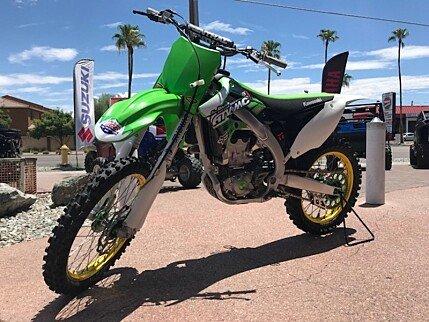2015 Kawasaki KX450F for sale 200603468