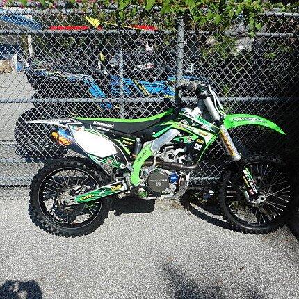 2015 Kawasaki KX450F for sale 200629462