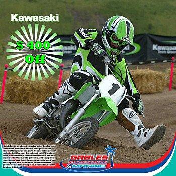 2015 Kawasaki KX65 for sale 200355884