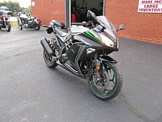 2015 Kawasaki Ninja 300 for sale 200514583