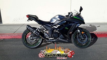 2015 Kawasaki Ninja 300 for sale 200519164