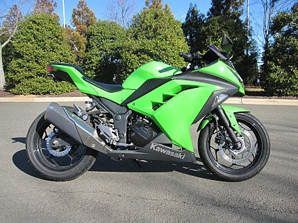 2015 Kawasaki Ninja 300 for sale 200530009