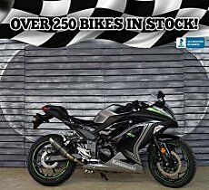2015 Kawasaki Ninja 300 for sale 200540526