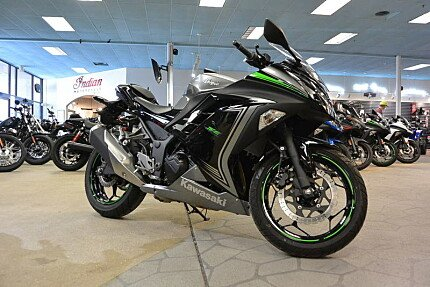 2015 Kawasaki Ninja 300 for sale 200564889