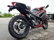 2015 Kawasaki Ninja 300 for sale 200593803
