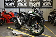 2015 Kawasaki Ninja 300 for sale 200609719