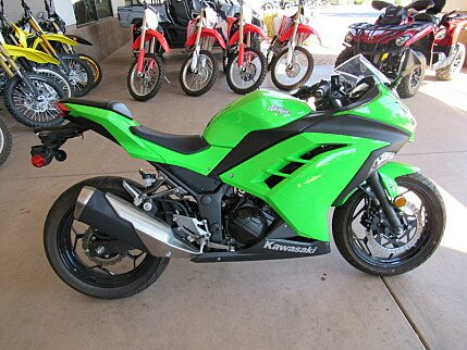 2015 Kawasaki Ninja 300 for sale 200620746