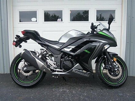 2015 Kawasaki Ninja 300 for sale 200621157