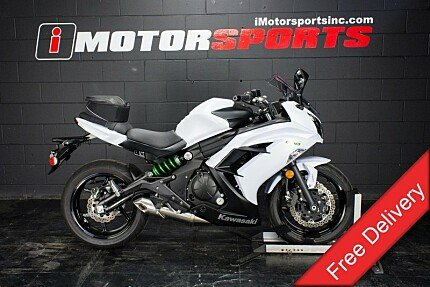 2015 Kawasaki Ninja 650 for sale 200526456