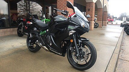 2015 Kawasaki Ninja 650 for sale 200531825
