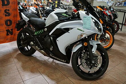 2015 Kawasaki Ninja 650 for sale 200571771