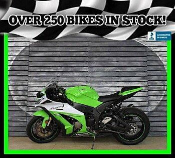 2015 Kawasaki Ninja ZX-10R for sale 200663148