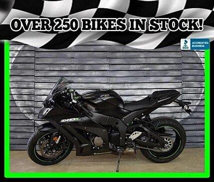 2015 Kawasaki Ninja ZX-10R Motorcycles for Sale - Motorcycles on ...
