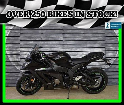 2015 Kawasaki Ninja ZX-10R for sale 200502853
