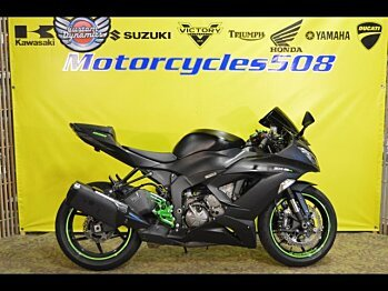 2015 Kawasaki Ninja ZX-6R for sale 200464170