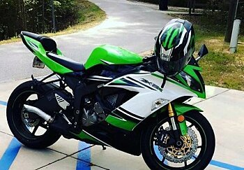 2015 Kawasaki Ninja ZX-6R for sale 200469742