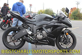 2015 Kawasaki Ninja ZX-6R for sale 200507253