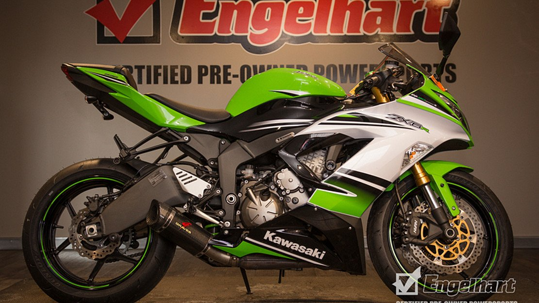 2015 Kawasaki Ninja ZX-6R for sale 200580976