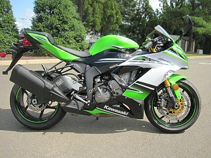 2015 Kawasaki Ninja ZX-6R for sale 200631603