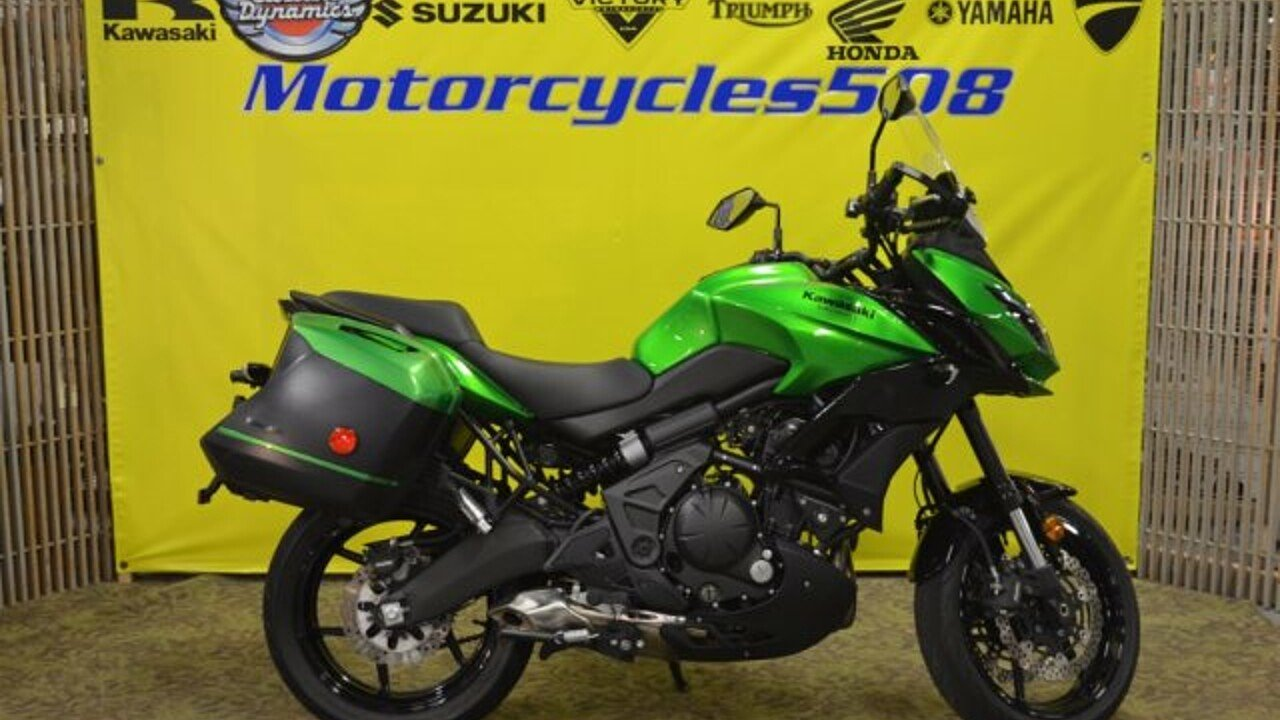 2015 Kawasaki Versys for sale 200497441