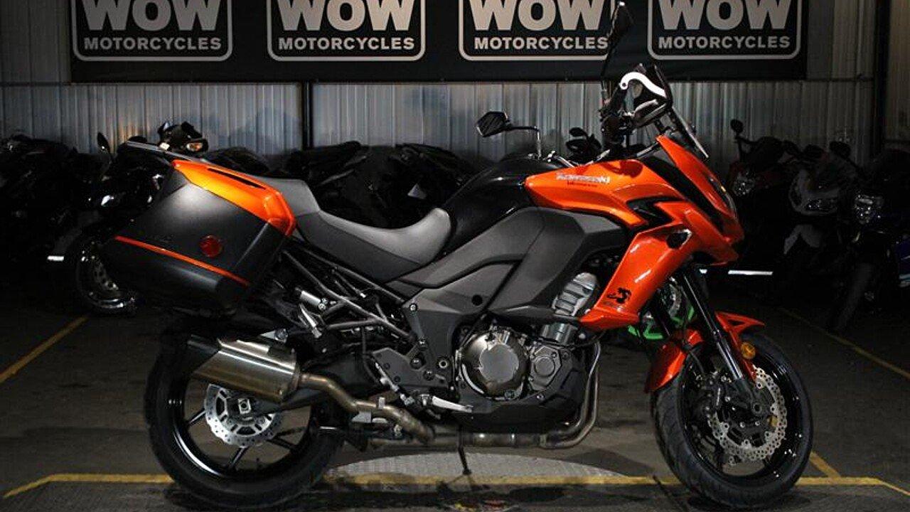 2015 Kawasaki Versys for sale 200548169