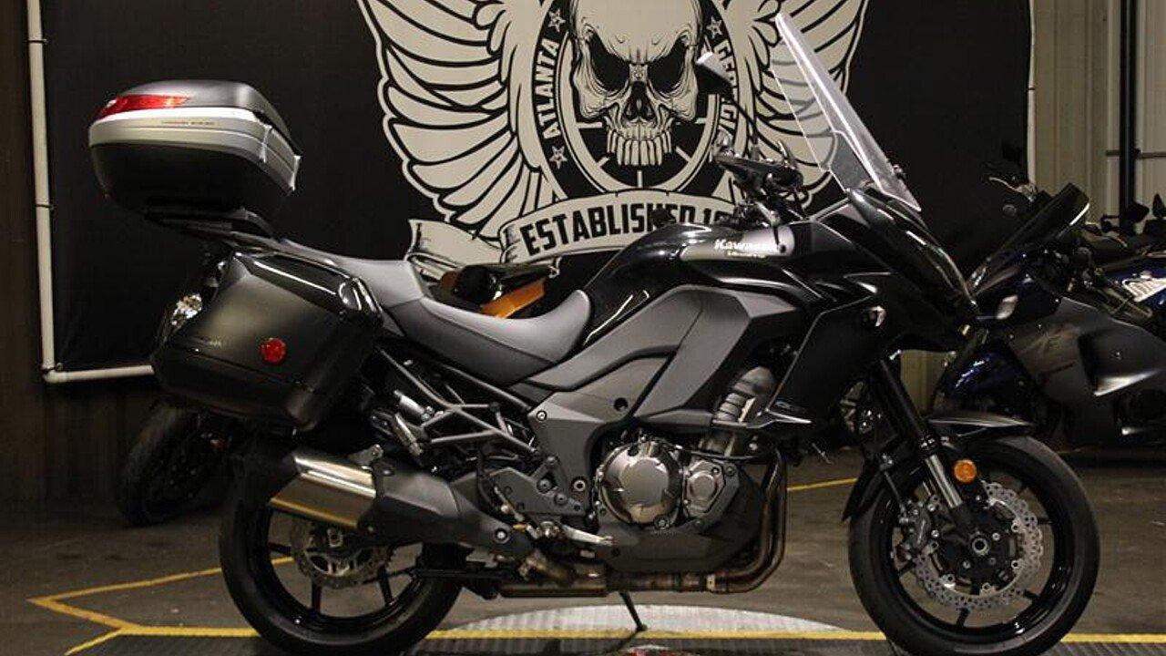 2015 Kawasaki Versys for sale 200593367