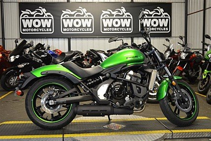 2015 kawasaki vulcan 650 motorcycles for sale - motorcycles on