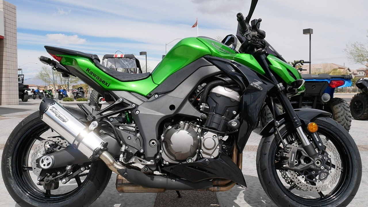 2015 Kawasaki Z1000 for sale 200548962