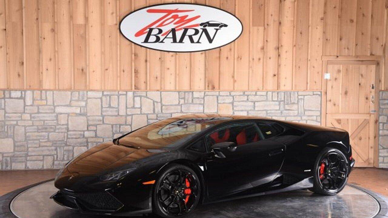 2015 Lamborghini Huracan LP 610-4 Coupe for sale 100777868