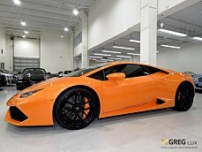 2015 Lamborghini Huracan LP 610-4 Coupe for sale 100985914