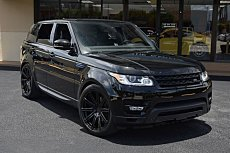 2015 Land Rover Range Rover Sport for sale 100882494