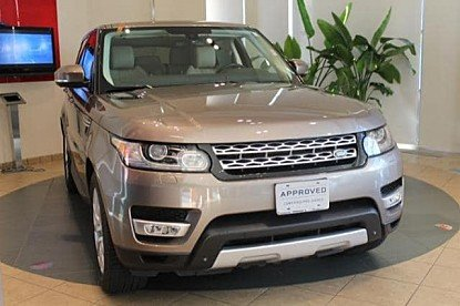 2015 Land Rover Range Rover Sport for sale 100905316