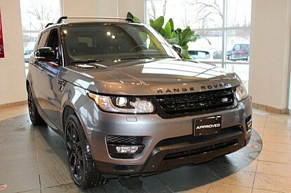 2015 Land Rover Range Rover Sport Supercharged for sale 100942853
