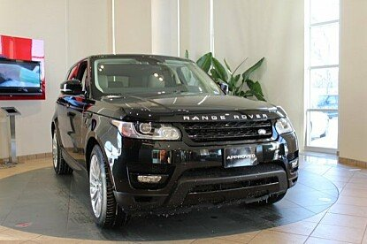 2015 Land Rover Range Rover Sport Supercharged for sale 100946090