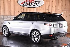 2015 Land Rover Range Rover Sport HSE for sale 100958766