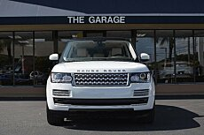 2015 Land Rover Range Rover HSE for sale 100846960