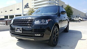 2015 Land Rover Range Rover HSE for sale 100905633