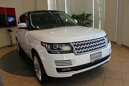 2015 Land Rover Range Rover Supercharged for sale 100846635