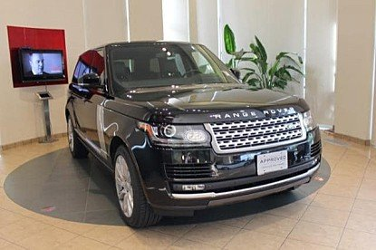 2015 Land Rover Range Rover Long Wheelbase Supercharged for sale 100877543