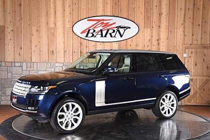 2015 Land Rover Range Rover Supercharged for sale 100888058