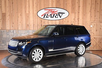 2015 Land Rover Range Rover Supercharged for sale 100896247