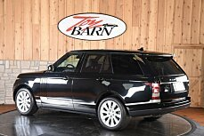 2015 Land Rover Range Rover Supercharged for sale 100903972