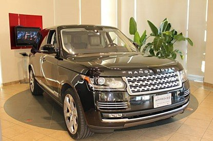 2015 Land Rover Range Rover Long Wheelbase Autobiography for sale 100969367