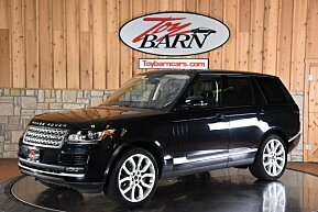 2015 Land Rover Range Rover Supercharged for sale 100999516