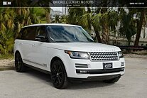 2015 Land Rover Range Rover Long Wheelbase Supercharged for sale 101001474