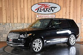 2015 Land Rover Range Rover Supercharged for sale 101008315