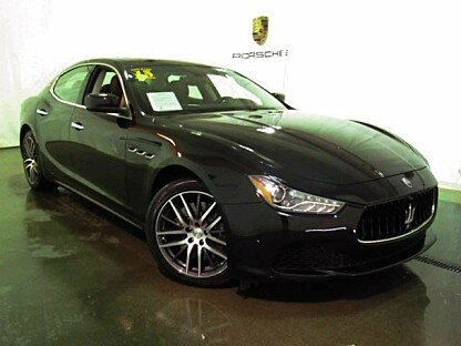2015 Maserati Ghibli for sale 100785021