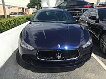 2015 Maserati Ghibli S Q4 for sale 100794751