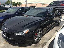 2015 Maserati Ghibli S Q4 for sale 100796161