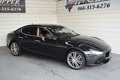 2015 Maserati Ghibli for sale 100818210